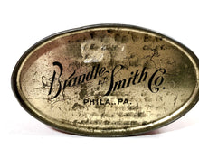Load image into Gallery viewer, MELLOMINTS Satin Finish Candy TIN || Brandle Smith Co., Philadelphia, Pa.
