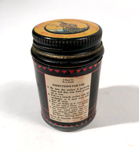 Devoe ARTLAC Varnish/ Paint Industrial Jar || Devoe & Raynolds Co. Inc.