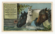 Load image into Gallery viewer, Antique Jas. A. Darlington Druggist & Apothecary Trade Card