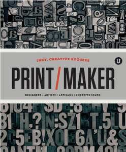 UPPERCASE Print / Maker Book, Volume P