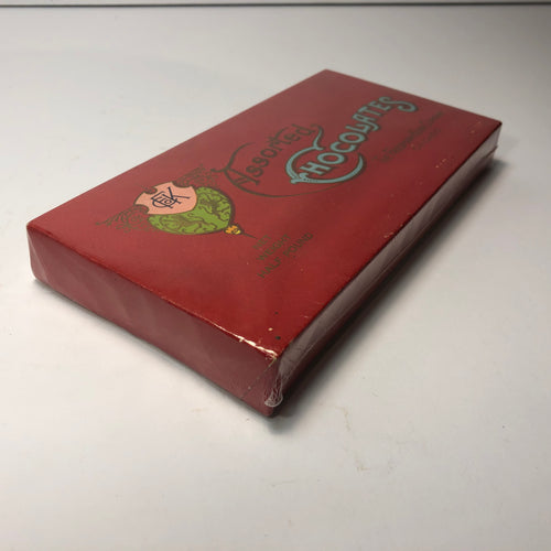Vintage Great Red Assorted Chocolate Box