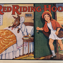 Load image into Gallery viewer, RED RIDING-HOOD SMALL POSTER