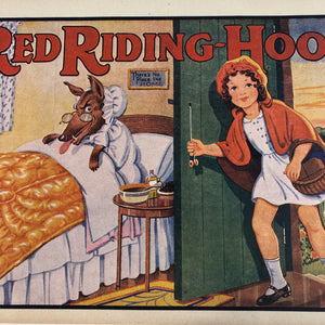 RED RIDING-HOOD SMALL POSTER