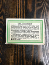 Load image into Gallery viewer, Vintage Dr. Lynas' Vegetable Marvel Soap Cardboard Packaging from early 1900's - TheBoxSF