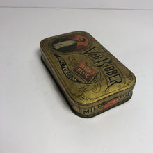 Load image into Gallery viewer, Antique VAN BIBBER Pipe Tobacco Tin, Mild || EMPTY