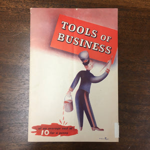 Tools of BUSINESS Label Catalog | Gummed | Advertising Stickers - TheBoxSF