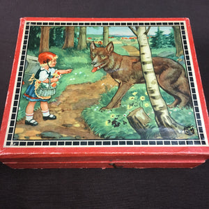 Old Vintage, CUBE PUZZEL, Toys & Games - TheBoxSF