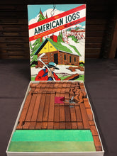 Load image into Gallery viewer, Old Vintage,  AMERICAN LOGS GAME, Toys & Games - TheBoxSF