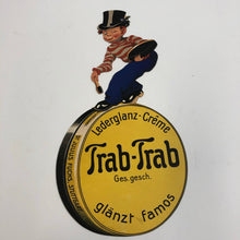 Load image into Gallery viewer, Vintage Lederglanz-Crême Label, Cool and great condition
