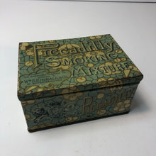 Load image into Gallery viewer, Picadilly smoking mixture tobacco tin by The American Tobacco Co.