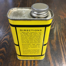 Load image into Gallery viewer, Old, Bergman SHOE OIL Tin, Leather, Contains Oil - TheBoxSF