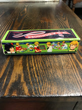 Load image into Gallery viewer, Vintage USA Dominoes Cardboard Box - TheBoxSF