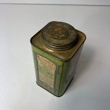 Load image into Gallery viewer, McConnon's Antique Cinnamon Tin Cannister - Looking Down