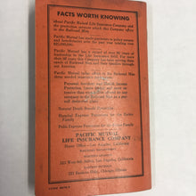 Load image into Gallery viewer, Old Unused RAILROAD TIME BOOK, Train, Life Insurance