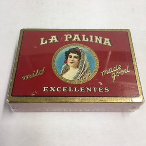 Old LA PALINA Congress CIGAR Box, Mild made good, Excellentes, Vintage