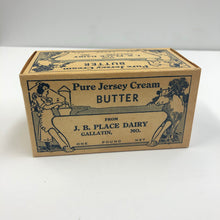 Load image into Gallery viewer, Vintage Pure Jersey Butter Packaging Box