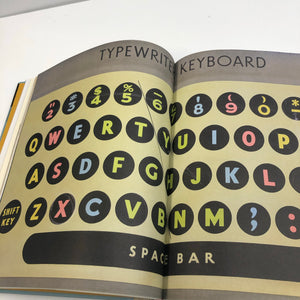 The Typewriter UPPERCASE Book