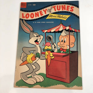 Looney Tunes October 1953 Comic book