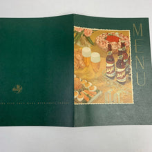 Load image into Gallery viewer, Old SCHLITZ BREWING Company Menu, Milwaukee, Beer