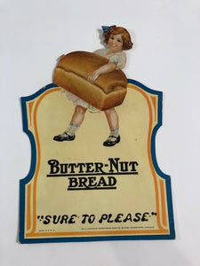 Butter-Nut Bread - Sure to Please!