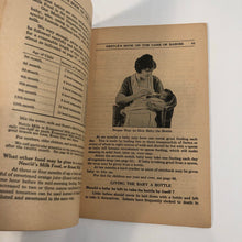 Load image into Gallery viewer, Inside - Nestle's Mother Book 1923 Child Rearing and Care