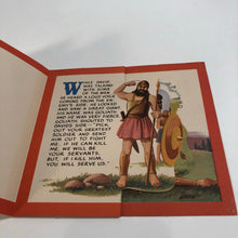Load image into Gallery viewer, Sample page 1950's biblical storybook