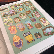 Load image into Gallery viewer, Mich Birk Art Nouveau Chromolithographic Catalogue