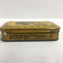 Load image into Gallery viewer, Old Rich's Crystalized CANTON GINGER Tin, New York