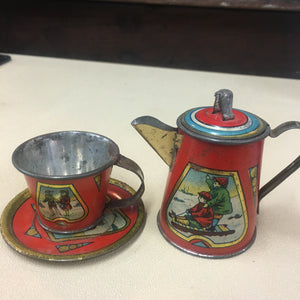 Small Tea Time Toy Set - TheBoxSF