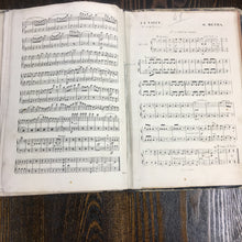 Load image into Gallery viewer, Old CONTREBASSE Music Book, Songs - TheBoxSF