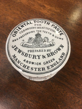 Load image into Gallery viewer, Oriental TOOTH PASTE Container, Manchester England | Teeth & Gums - TheBoxSF