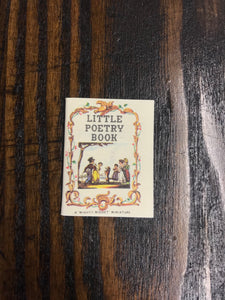 "Vintage A ""Mighty Midget"" Miniature Printed in Hong Kong Tiny Book Set of 5 - TheBoxSF"