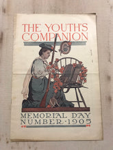 Load image into Gallery viewer, The Youth's Companion Memorial Day 1905 Large Paperback Book - TheBoxSF