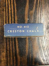 Load image into Gallery viewer, Vintage Creating Crayon Co Chalk Box Cardboard Packaging with Chalk - TheBoxSF