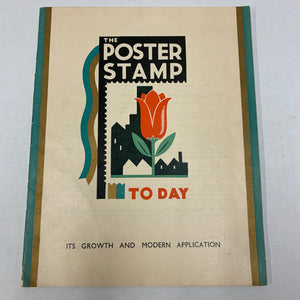 Old, The POSTER STAMP Today, History Catalogue, Travel, Propaganda, Education