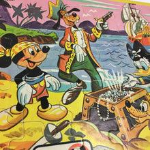 Load image into Gallery viewer, Old Walt DISNEY Puzzle, MICKEY MOUSE Clubhouse, No1