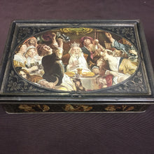 Load image into Gallery viewer, Old Vintage, Ri Ri DEMARET TIN, Brussels, Belgium, Chocolate - TheBoxSF