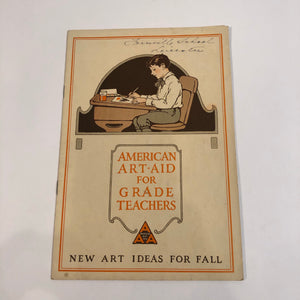 AMERICAN ART AID FOR GRADE TEACHER BOOK