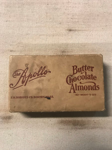 The Apollo Butter Chocolate Almonds Packaging - TheBoxSF
