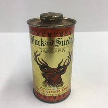 Load image into Gallery viewer, Old Fanta's BUCK & SUEDE Powder Tin, CALIFORNIA LEATHER Dressing, San Francisco Shoe Polish