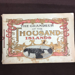 The Grandeur of the Thousand ISLANDS Book | Old Imagery - TheBoxSF
