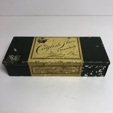 Load image into Gallery viewer, Vintage English Slice Tobacco Tin || EMPTY