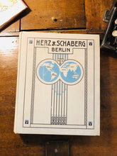 Load image into Gallery viewer, HERZ & SCHABERG Catalog book