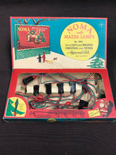 Load image into Gallery viewer, Vintage Christmas Lights by Noma Packaging with Lights - TheBoxSF