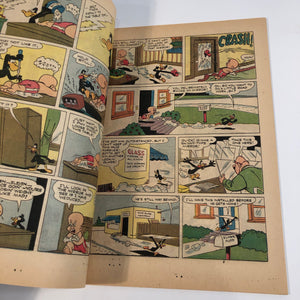 Inside--Looney Tunes--Merrie Melodies Comic Book 1953