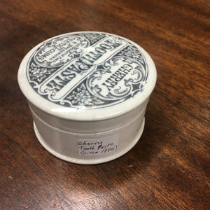 Cherry TOOTH PASTE Container, England | Teeth & Gums - TheBoxSF