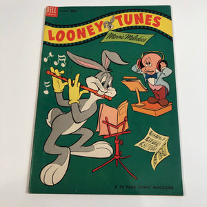 Looney Tunes December 1953 Comic Book