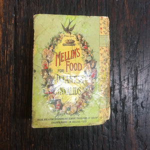 Vintage Old Mother Hubbard's's FAIRY TALE Book, Melin's Food - TheBoxSF