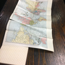 Load image into Gallery viewer, My Trip Abroad Journal | Vintage Old Vacation Ledger Travel - TheBoxSF