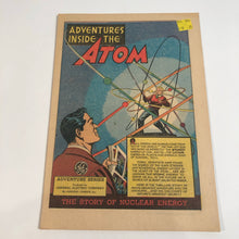 Load image into Gallery viewer, Inside the Atom produced by General Electric Comics
